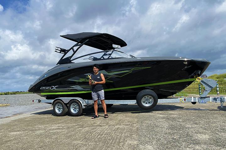 ヤマハ スポーツボート 255XE